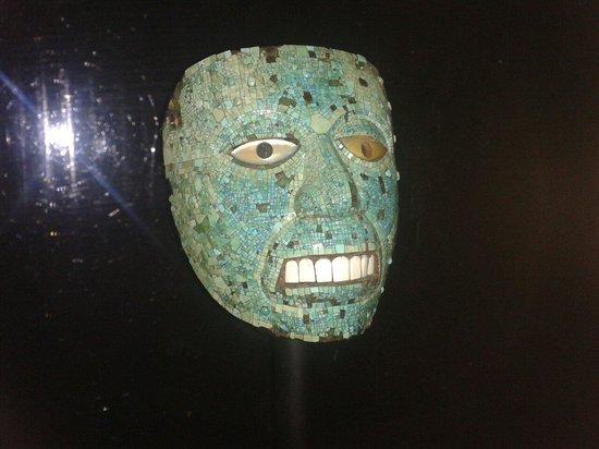 British Museum : Maschera di giada