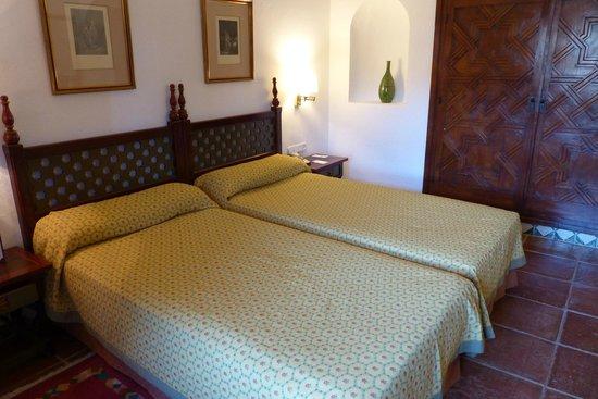 Parador de Jaén: Room