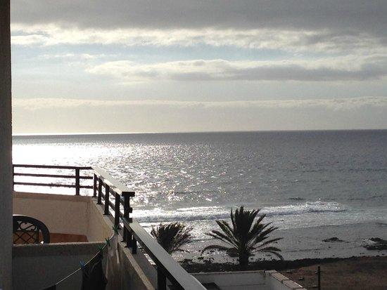 H10 Conquistador : view from balcony