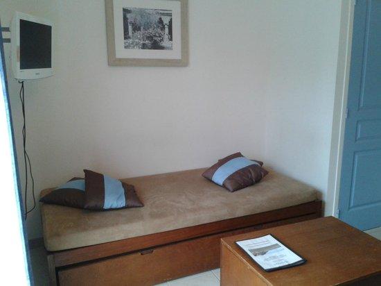 Residence Les Terrasses de Pentrez: Coin salon