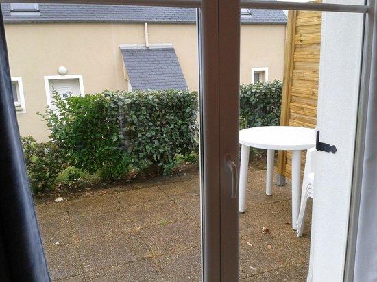Résidence Les Terrasses de Pentrez : Terrasse