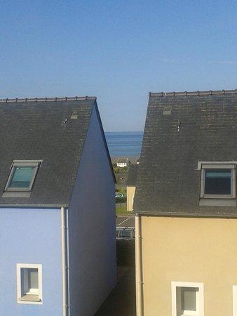 Résidence Les Terrasses de Pentrez : Vue de la chambre