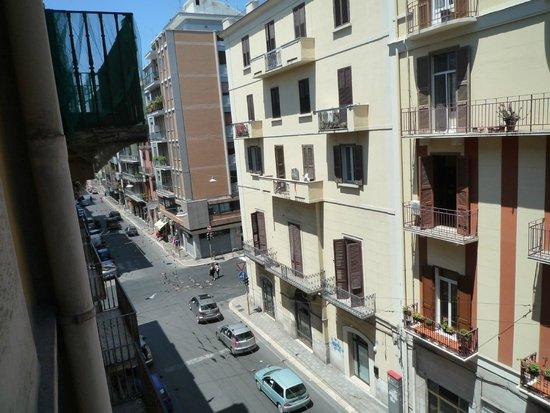 Hotel Moderno: 部屋からの眺め