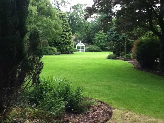 The Wordsworth Hotel and Spa: Grounds