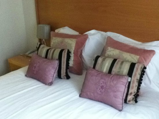 The Wordsworth Hotel and Spa: Bed