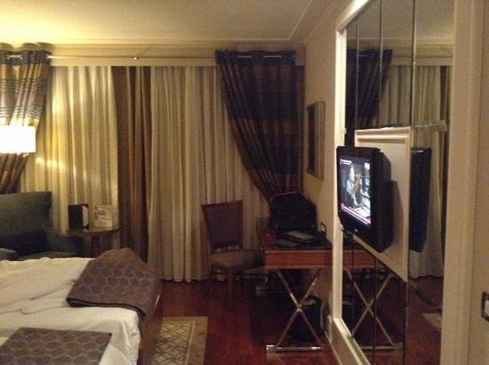 Titanic City Hotel: στο δωμάτιο