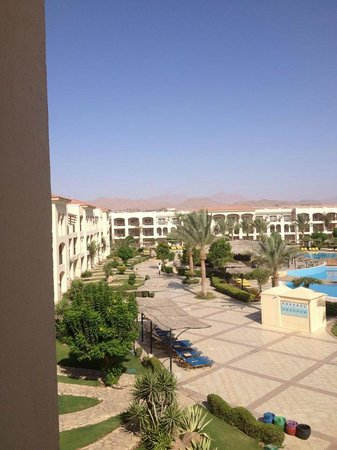 Jaz Mirabel Park : view from our room