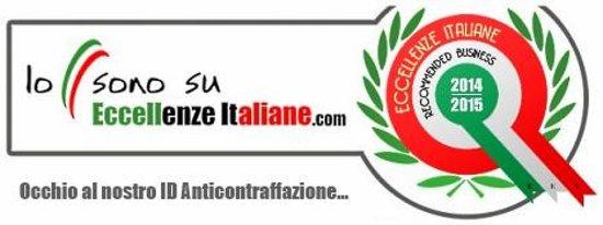 Ristorante Il Monte: io sono su Eccellenze Italiane 2014/2015