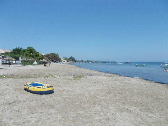 Trabukos Studios and Apartments: beach