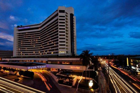 โรงแรมดุสิตธานี มะนิลา: Dusit Thani Manila