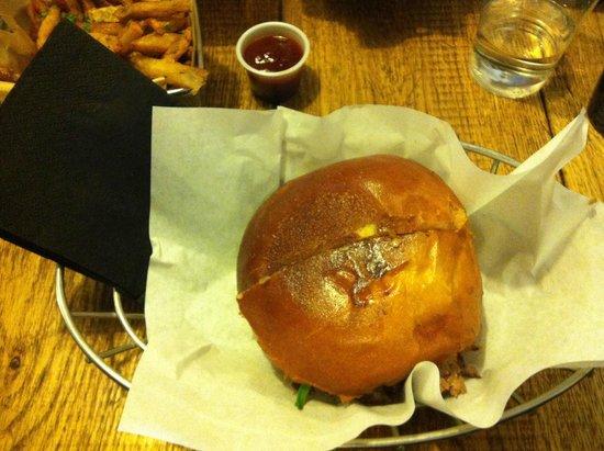 Blend Hamburger Argout : burger