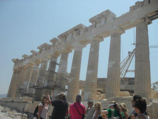 Acropole : Acropoli