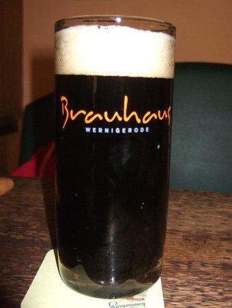 Brauhaus Wernigerode: Brauhaus dark beer
