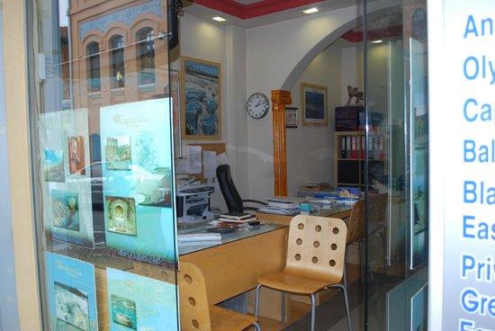 Istanbul Hostel: Magnaura tours
