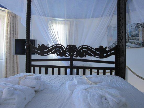 Rocabella Santorini Hotel : SZ im 1.OG (mit Klima)