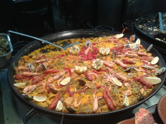 Triana : paella