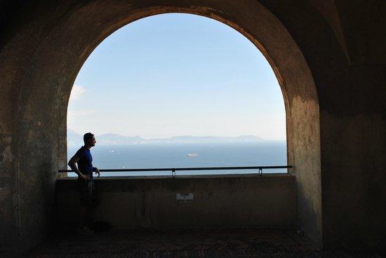 Vomero panoramic view