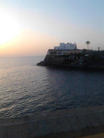 Albergo Santa Lucia: panorama terrazza