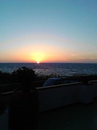 Albergo Santa Lucia: vista terrazza