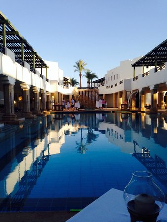 Sharm Plaza Hotel : Roman pool