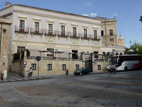 NH Salamanca Palacio de Castellanos: hotel palacio de castellanos Salamanca