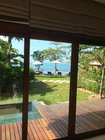 Sea Dance Resort : View from the Villa