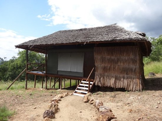 Selous Game Reserve: our lodge
