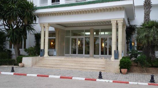 Eden Village Yadis Hammamet: Ingresso
