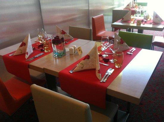 Ibis Alger Aeroport: Restaurant