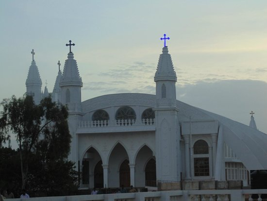 Morning Star Church for Our Lady of Vailankanni