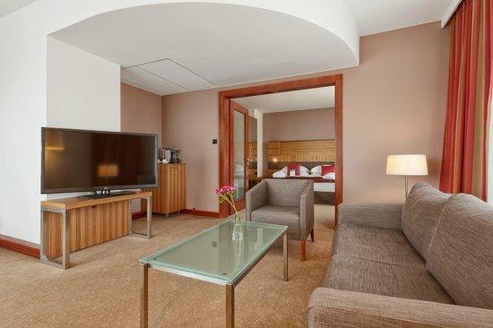 Radisson Blu Hotel Kraków : Apartament Executive
