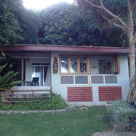 Seachange Lodge: Garden Cottage