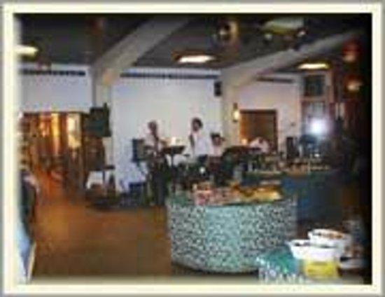 Auberge Champenoise : salle de banquet