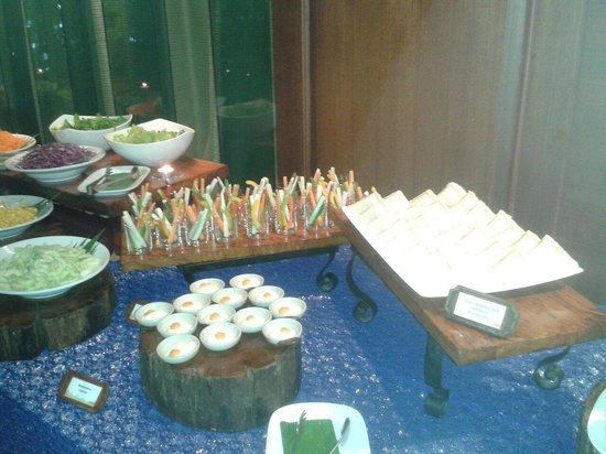 Siripanna Villa Resort & Spa : Snacks