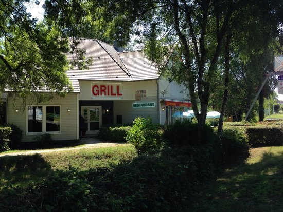 Salbris, فرنسا: Grill Au coin du feu Salbris