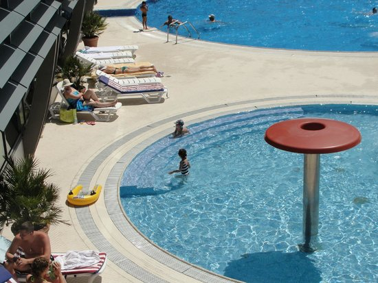 Dagomys Hotel: Детский бассейн