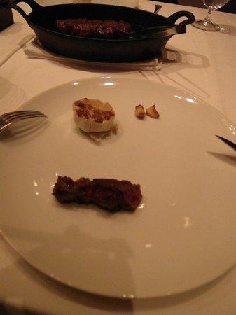A Cut Steakhouse: 乾式熟成