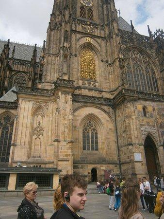 Veitsdom (Chram svatého Víta): Собор