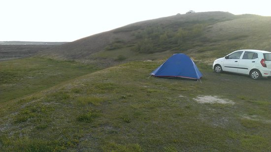 Hlid Camping : Campsite