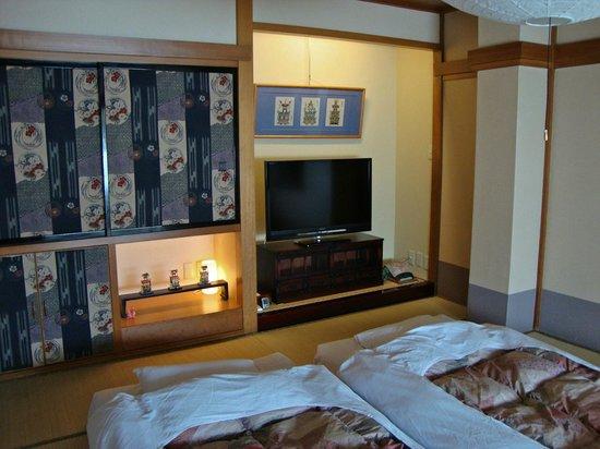 Oyado Koto no Yume : The futons are SO comfortable!