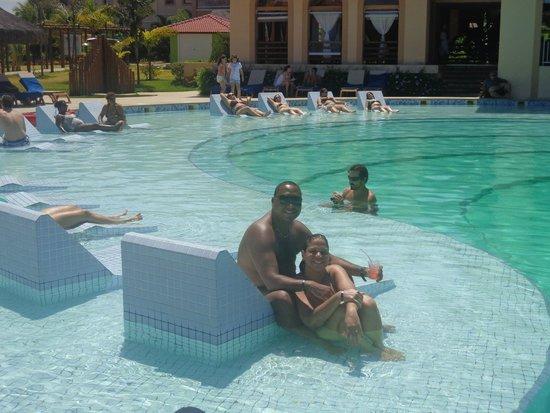 Grand Palladium Imbassai Resort & Spa: Piscina principal