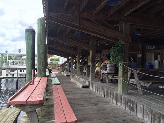 City Seafood: Perfect spot for lunch