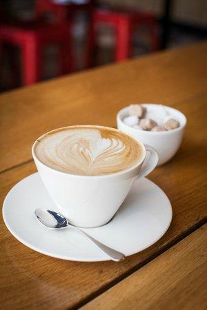 Graze Bar- Brewery and Chophouse: Coffee