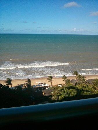 SERHS Natal Grand Hotel: Vista da suíte