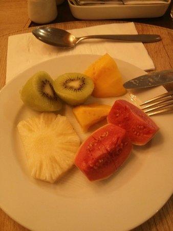 SERHS Natal Grand Hotel: café de manhã