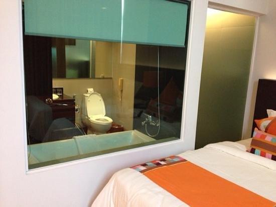 Independence Hotel, Resort & Spa: Номер в основном корпусе