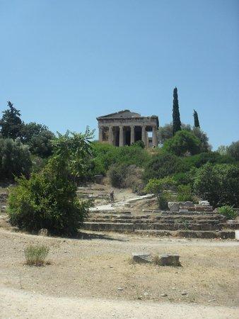 Ancient Agora of Athens: Agorà