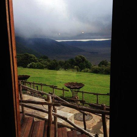 Ngorongoro Serena Safari Lodge: almost in heaven