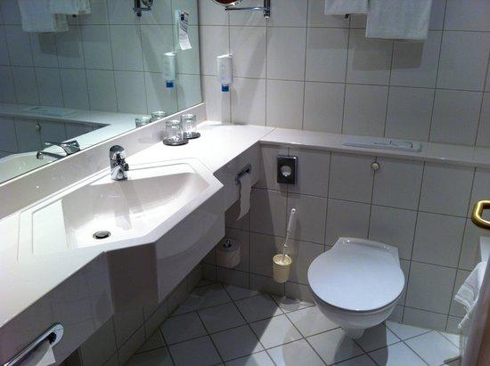 Dorint Kongresshotel Mannheim: sehr sauber / very clean