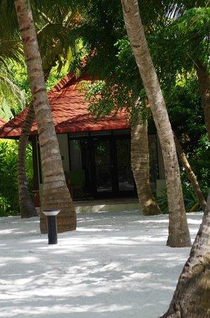 Kurumba Maldives: Deluxe bungalow
